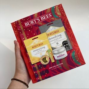 Burt's Bees Spa Collection Gift Set
